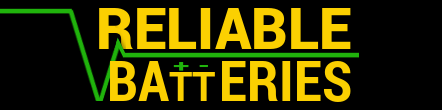 Reliable Batteries Gold Coast Logo